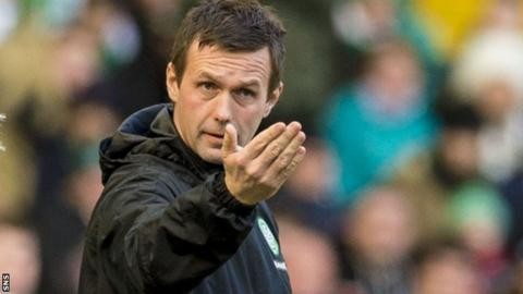 Deila took over as Celtic manager in the summer of 2014