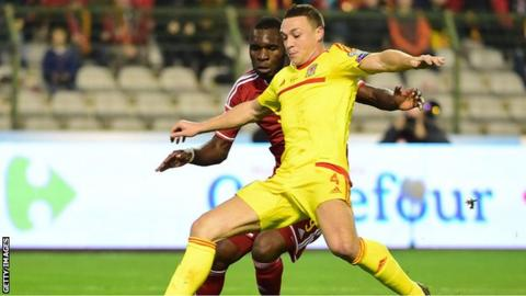 James Chester has won five caps for Wales