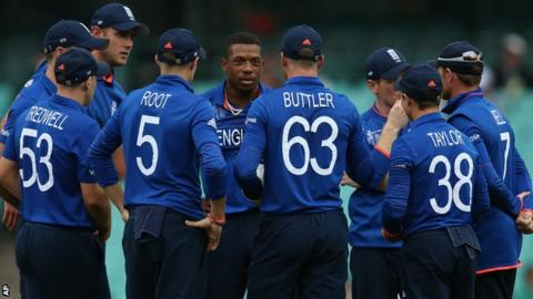 England ended their campaign with a nine-wicket win over Afghanistan