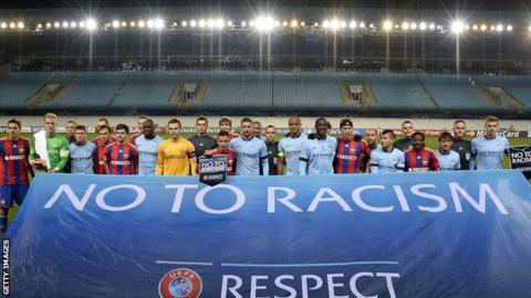 CSKA Moscow v Manchester City