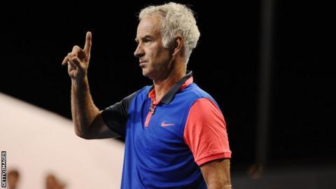 John McEnroe: Serena Williams should run for US President