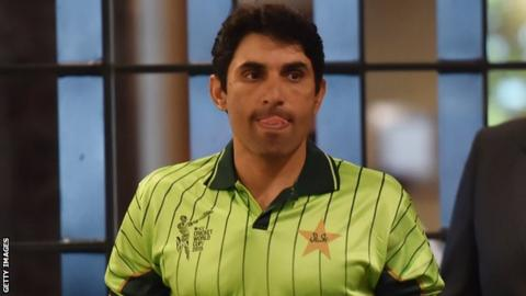 Pakistan captain Misbah-ul-Haq