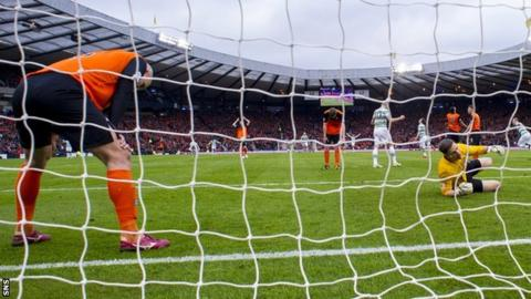 James Forrest scored a killer second goal for Celtic.