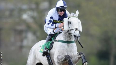 Jockey Richie McGrath