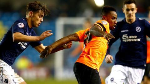 Millwall 0-0 Brighton & Hove Albion