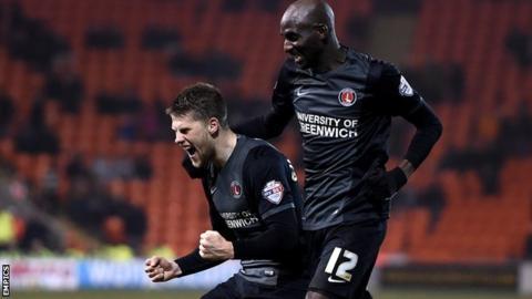 Blackpool 0-3 Charlton Athletic