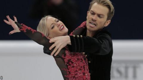 Nick Buckland and Penny Coomes