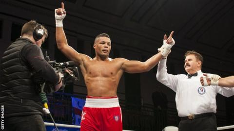 Joe Joyce World Series of Boxing