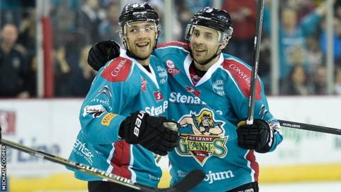 Goals from David Phillips and Adam Keefe helped see off Coventry at the Odyssey Arena