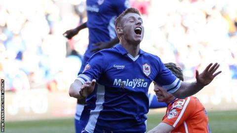 Eoin Doyle, Cardiff City