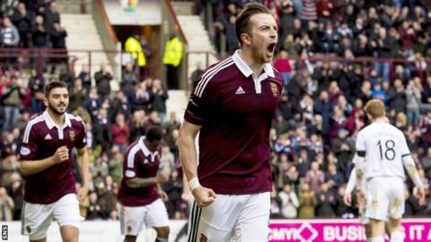 Hearts have clinched the Scottish Championship title with seven games still to play