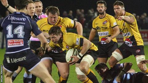 Cornish Pirates v Bedford