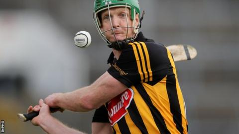 Henry Shefflin won 10 All-Ireland titles with Kilkenny