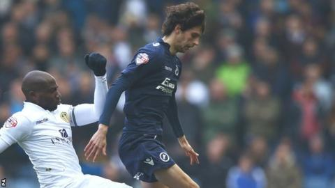 Watford striker Diego Fabbrini scored once in 12 games during his 93-day loan at Millwall