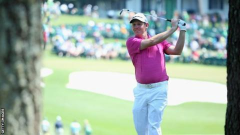 Stephen Gallacher enjoyed his debut at the Master last year