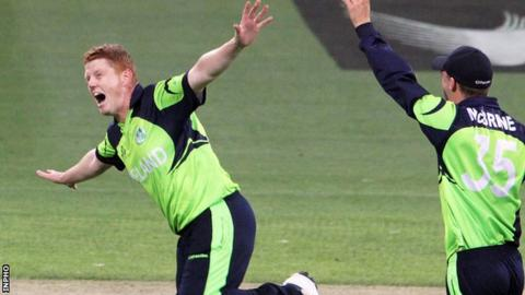 Ireland cricketer Kevin O'Brien joins Leicestershire T20 team