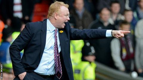 Alex McLeish managed six clubs in British football