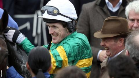 Trainer Jonjo O'Neill says AP McCoy is not guaranteed a fairytale finish to his career