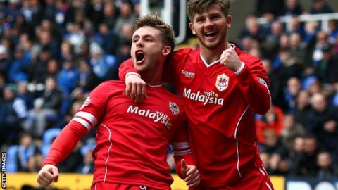 Reading 1-1 Cardiff