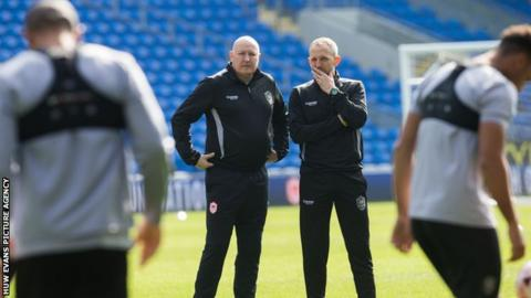 Cardiff boss Russell Slade has already started planning for next season