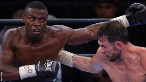 Andy Lee v Scott Quillin