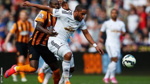 Swansea City, Ashley Williams