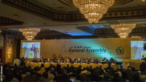 Caf Ordinary General Assembly
