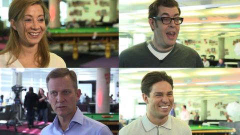 Celebrity Snooker Quiz