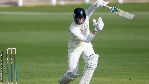 Glamorgan new recruit Craig Meschede