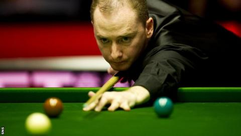 Graeme Dott qualified for the World Championships after missing out last year