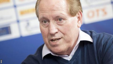 Kilmarnock chairman Jim Mann has written to the SPFL