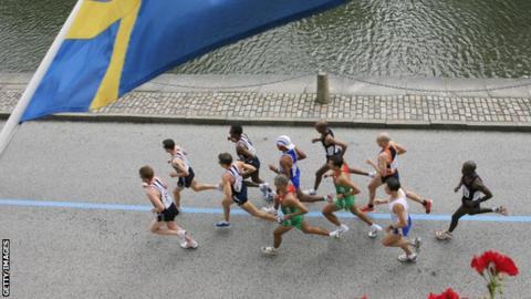 Gothenburg 2006 European Championships