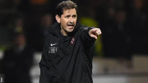 Jackie McNamara's Dundee United have played Celtic seven times this season