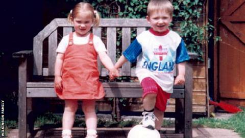 Katie and Ben Wilkinson
