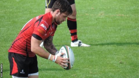 Aaron Penberthy