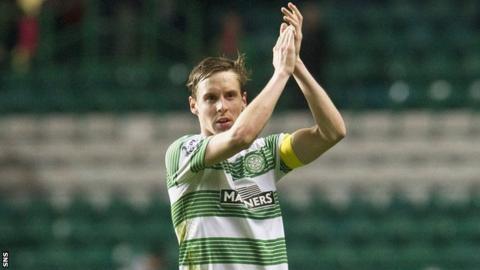 Stefan Johansen has scored 12 times for Celtic this season