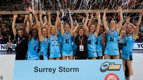 Surrey Storm