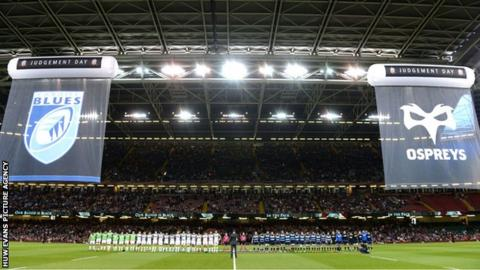 Judgement Day III at the Millennium Stadium