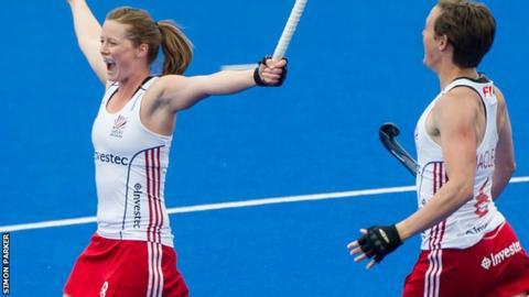 Great Britain's Helen Richardson-Walsh