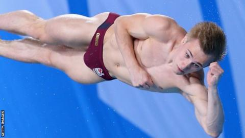 Diving world series jack laugher targets world record in - Dive recorder results ...