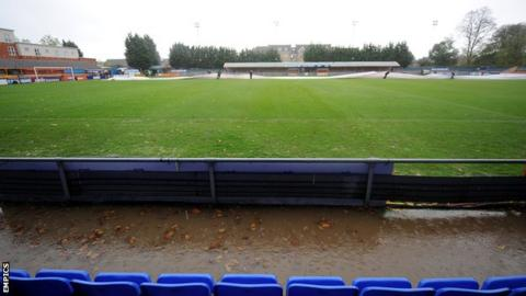 Cressing Road Braintree Town