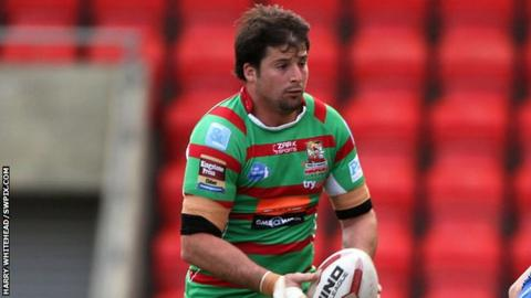 Keighley's Danny Jones
