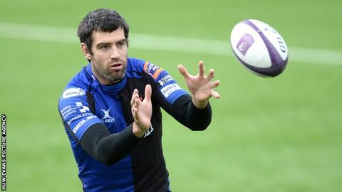 Nick Crosswell, Newport Gwent Dragons