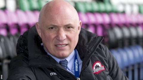 Edinburgh managing director