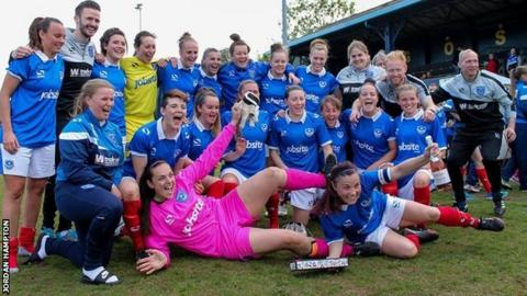 Portsmouth FC Ladies