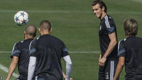 Gareth Bale: Real Madrid