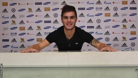 Nathan: Chelsea sign Brazilian midfielder for undisclosed fee