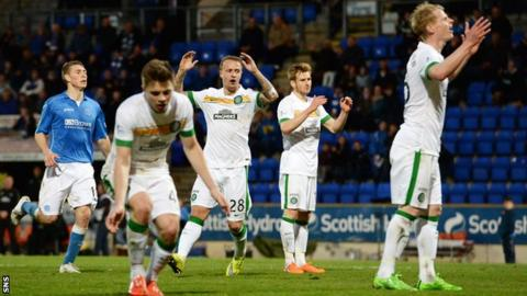 Both sides were frustrated by missed chances