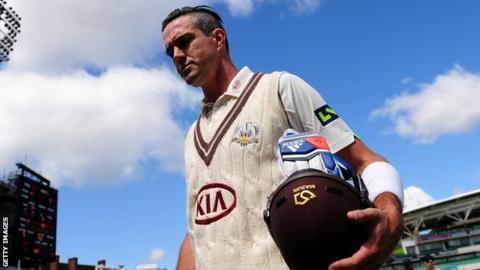 Kevin Pietersen Surrey