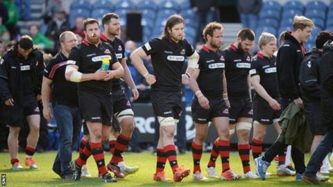 Edinburgh players